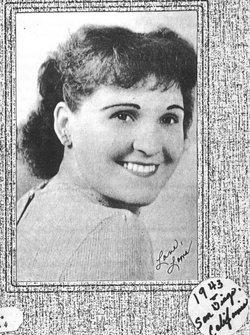 Lois Loma <I>Scroggins</I> Patton