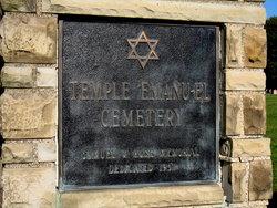 Temple Emanuel Cemetery
