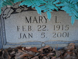 Mary Louise <I>Bankston</I> Fly