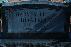 Harvey Lee Boatman, Jr