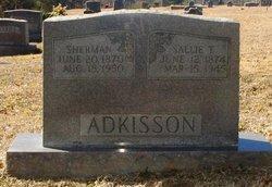 """James W Sherman """"Sherman"""" Adkisson"""