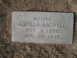Equilla <I>Matthews</I> Bagwell