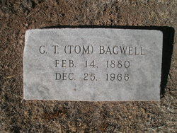 "George Thomas ""Tom"" Bagwell"