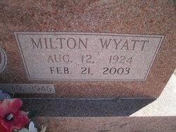 Milton Wyatt Bagwell