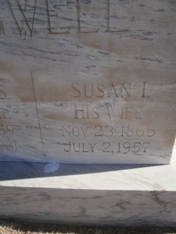 Susan Isabell <I>Dever</I> Bagwell