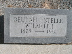 Beulah Estelle <I>Bagwell</I> Wilmoth