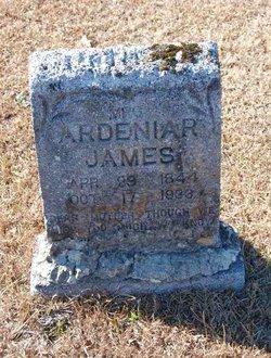 Ardeniar <I>Langham</I> James