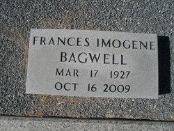 Frances Imogene Bagwell