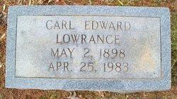 Carl Edward Lowrance