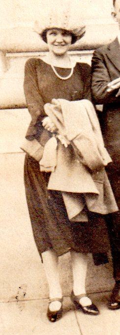 Beulah Mabel <I>Johnson</I> Moore