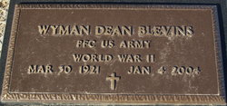 Wyman Dean Blevins