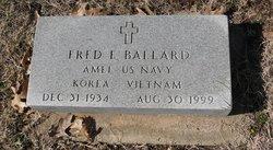 """Fred E. """"Pud"""" Ballard"""