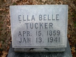 Ella Belle <I>Stephenson</I> Tucker