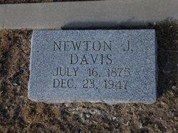 Newton J Davis