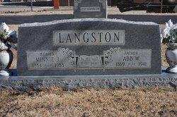 Absolom Waters Langston