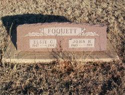 John Henry Foquett, Sr
