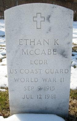 LCDR Ethan Kennett McCabe