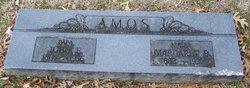 Margaret Barbara <I>Schmidt</I> Amos