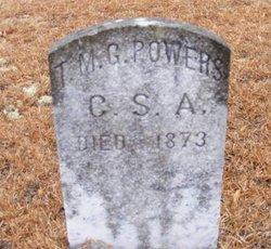 Thomas Meriwether Gilmer Powers