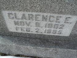 Clarence Edgar Eckhart