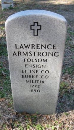 Lawrence Armstrong Folsom