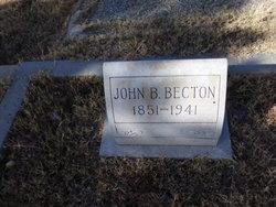 John B. Becton