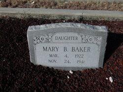 Mary B. Baker