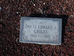 Lieut Edward A. Grigas