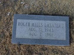 Roger Mills Lasater, II