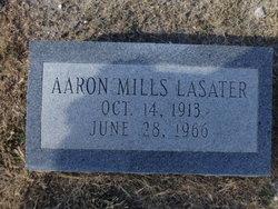 Aaron Mills Lasater