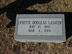 Lila Lynette <I>Douglas</I> Lasater