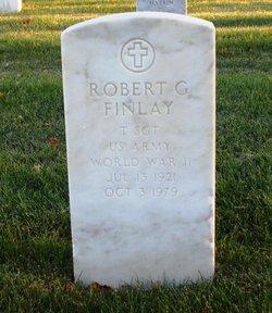 Robert G Finlay