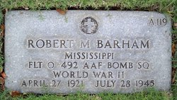Robert M Barham
