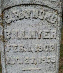 C. Raymond Billmyer