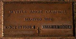 Myrtle Angie <I>Easley</I> Campbell