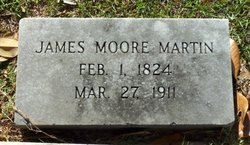 James Moore Martin