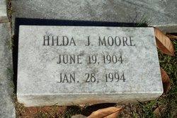 Hilda J Moore