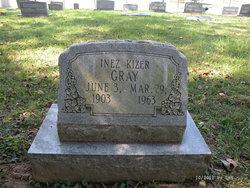 Lillian Inez <I>Kizer</I> Gray