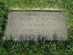 Emery L Slater