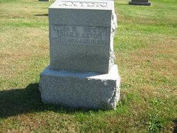"""Lydia W. """"Liddie"""" <I>Walthall</I> Axton"""