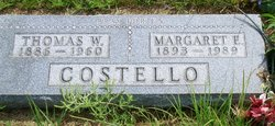 Margaret Ellen <I>Kelleher</I> Costello