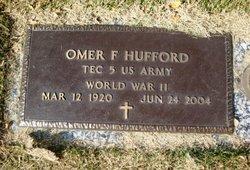 Omer Franklin Hufford