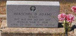 Herschel Dodson Adams