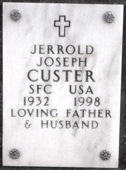 Jerrold Joseph Custer