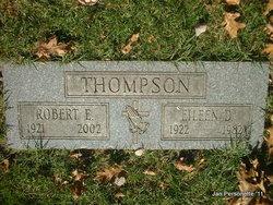 Eileen D. <I>Eisen</I> Thompson