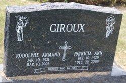 Rodolphe A Giroux