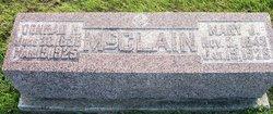 Mary J <I>Anderson</I> McClain
