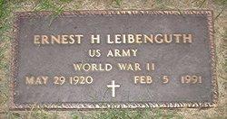 Ernest H. Leibenguth