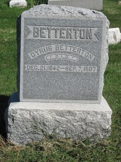 Cyrus Betterton