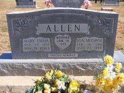 Lonnie Monroe Allen